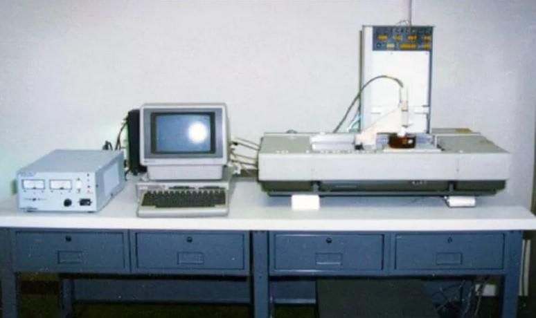 מדפסת התלת מימד הראשונה